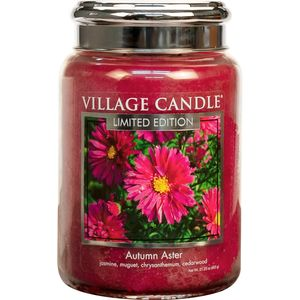 Village Candle Large Jar 26oz - Autumn Aster