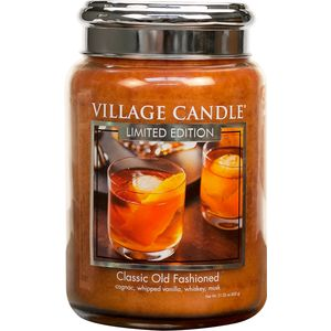 Village Candle Large Jar 26oz - Classic Old Fashioned