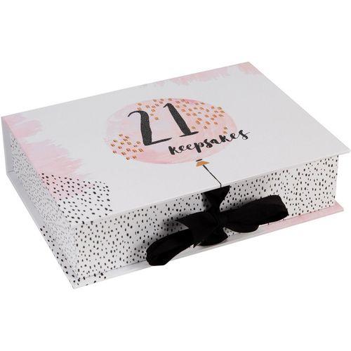 Hotchpotch Luxe Birthday Keepsake Box - 21