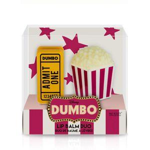 Mad Beauty Disney Dumbo Ticket & Popcorn Lip Balms Gift Set