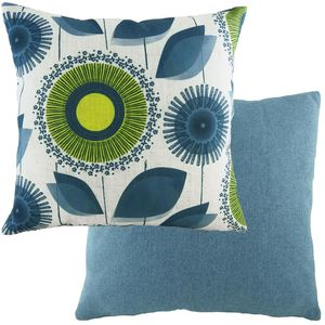 Retro Dandelion Cushion (43cm)