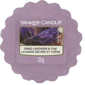 Yankee Candle Wax Melt - Dried Lavender & Oak