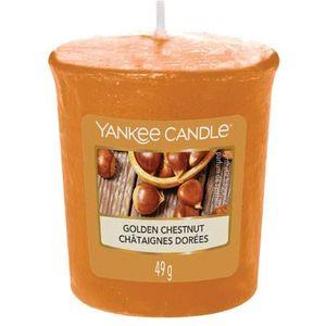 Yankee Candle Votive Sampler - Golden Chestnut