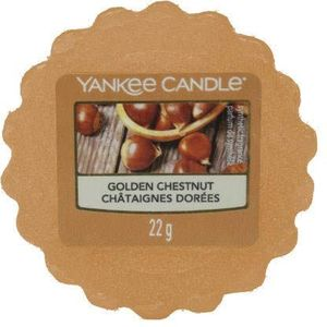 Yankee Candle Wax Melt - Golden Chestnut