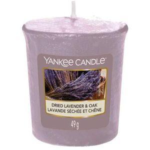 Yankee Candle Votive Sampler - Dried Lavender & Oak