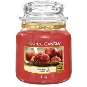 Yankee Candle Medium Jar Ciderhouse
