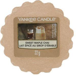 Yankee Candle Wax Melt - Sweet Maple Chai