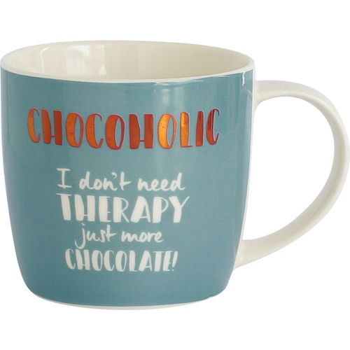 Ultimate Girl Gift Mug In  Box - Chocoholic