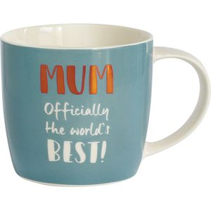 Ultimate Girl Gift Mug in Box - Worlds Best Mum