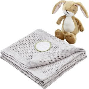 Guess How Much I Love You Soft Toy & Blanket Set