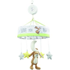 Guess How Much I Love You Plush Little Nutbrown Hare Cot Mobile