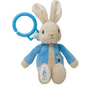 Peter Rabbit Jiggle Soft Toy - Peter Rabbit