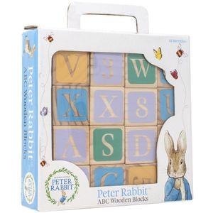 Peter Rabbit Wooden Picture Blocks