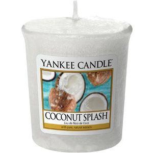 Yankee Candle Votive Sampler - Coconut Splash