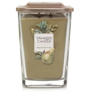 Yankee Candle Elevation Large Jar Pear & Tea Leaf