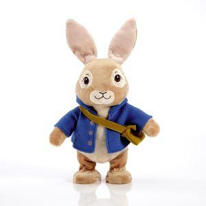 Talking & Hipping Peter Rabbit Toy