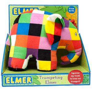 Trumpeting Elmer