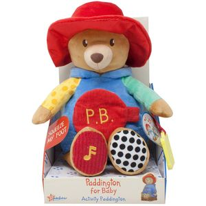 Paddington For Baby Activiy Toy