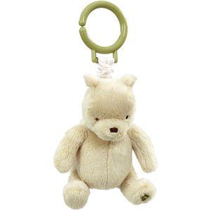 Disney Classic Pooh Hundred Acre Wood Jiggle Soft Toy - Pooh Bear