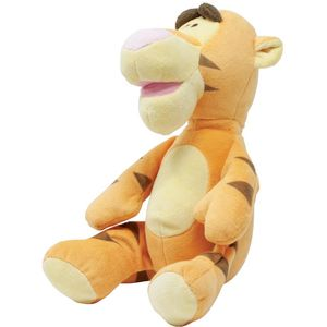 Disney Winnie The Pooh & Friends Jingle Plush Soft Toy - Tigger