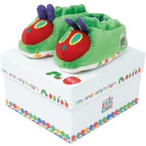 The Very Hungry Caterpillar - Booties (0-6 Months)