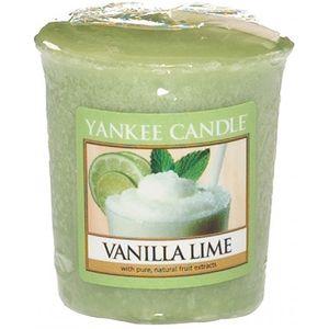 Yankee Candle Votive Sampler - Vanilla Lime