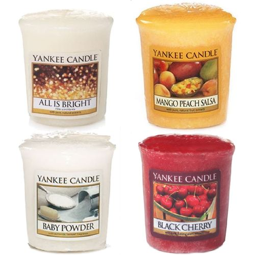 Yankee Candle Bundle - 8 Votive Candles