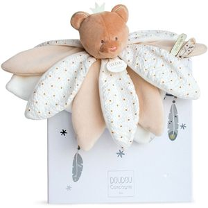 Doudou et Compagnie Dream Catcher Comforter Soft Toy 26cm - Teddy Bear