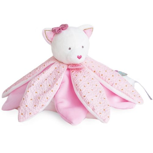 Doudou et Compagnie Dream Catcher Cat Comforter Soft Toy 26cm