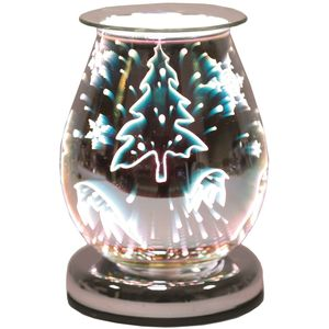 Aroma Touch Electric 3D Wax Melt Burner - Reindeer