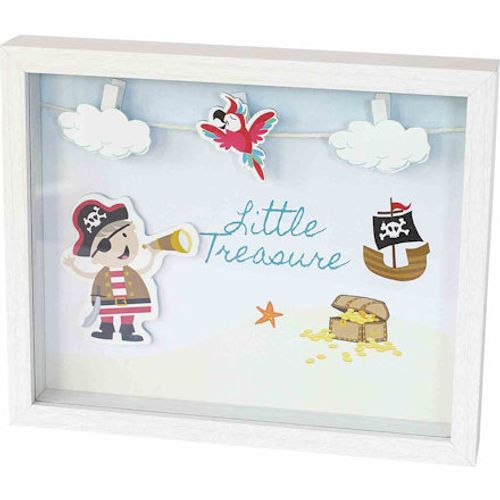 Arora Kids Pirate Collection - Wall Art Photo Frame