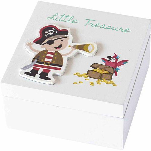 Arora Kids Pirate Collection -  Keepsake Box