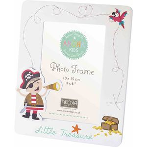Arora Kids Pirate Collection - Photo Frame 4x6""