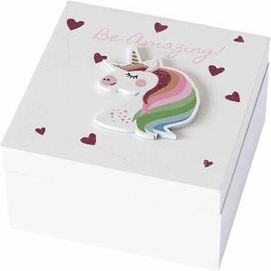 Arora Kids Unicorn Collection - Keepsake Box