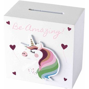 Arora Kids Unicorn Collection - Money Box