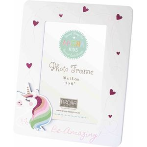 Arora Kids Unicorn Collection - Photo Frame 4x6""