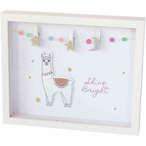 Arora Kids Llama Collection - Wall Art Photo Frame