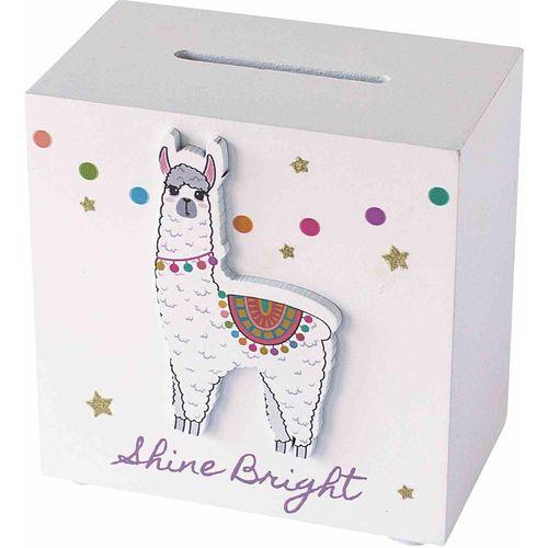 Arora Kids Llama Collection - Money Box