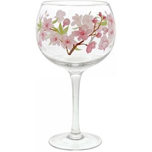 Ginology Gin Copa Glass - Cherry Blossom