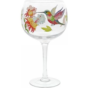 Ginology Gin Copa Glass - Hummingbird