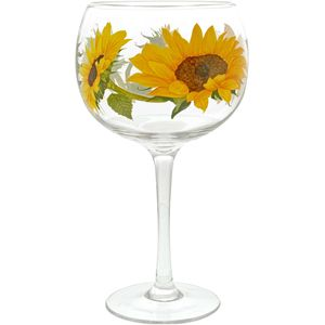 Ginology Gin Copa Glass - Sunflower