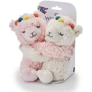 Warmies Microwavable Plush Soft Toys - Warm Hugs Llamas