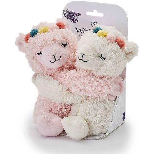 Warmies Plush Microwavable Soft Toys - Warm Hugs Llamas