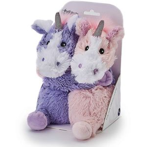 Warmies Microwavable Plush Soft Toys - Warm Hugs Unicorns