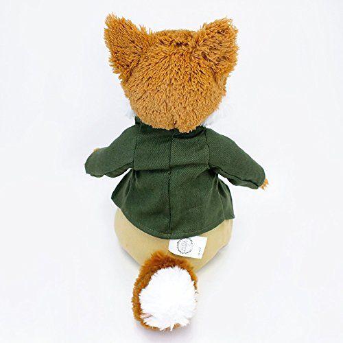 Beatrix Potter Mr Tod Large Plush Soft Toy
