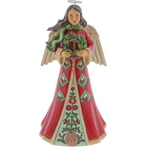 Heartwood Creek Christmas Angel Figurine - Blessings of Home & Hearth