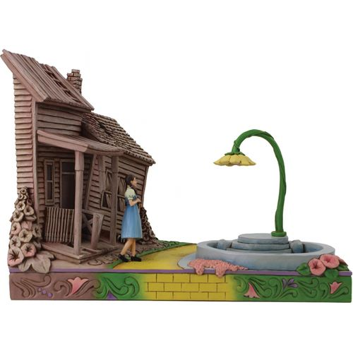 Wizard of Oz by Jim Shore Figurine - The Beautiful Land of Oz 6005081
