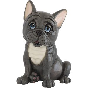Little Paws Louis French Bulldog Dog Figurine