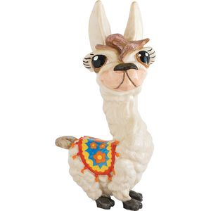 Little Paws Lottie Llama Figurine