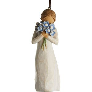 Willow Tree Forget-me-not Hanging Ornament